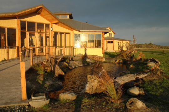 The best way to start the day: The Great Eco Lodge at dawn