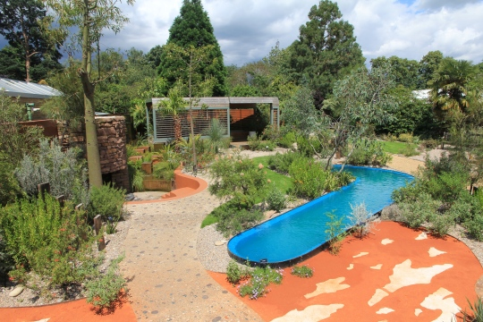 Australian Garden at Capel Manor