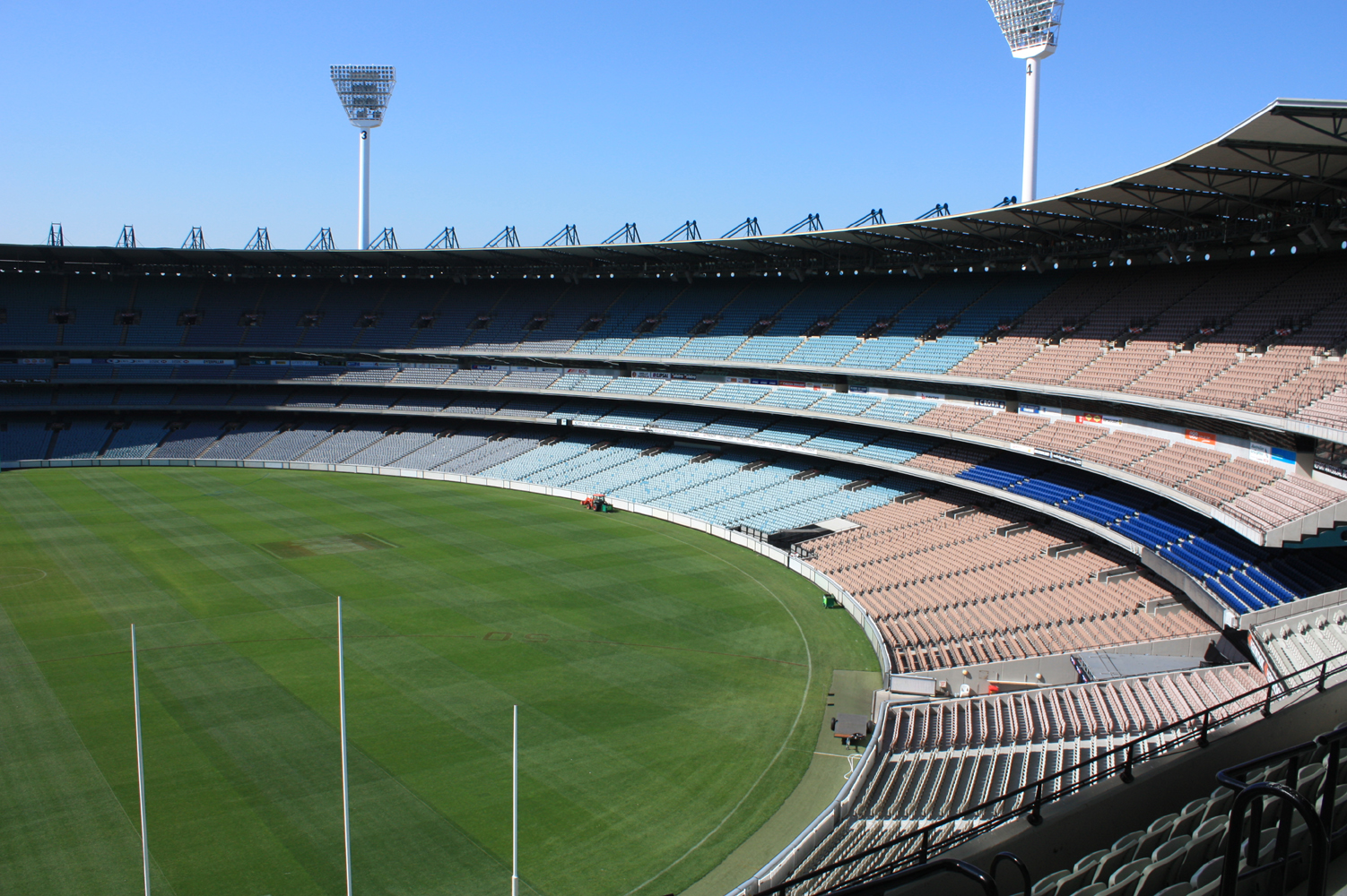 Melbourne Cricket Ground Tour