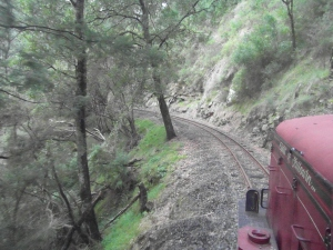 Train to the Goldfields, Victoria