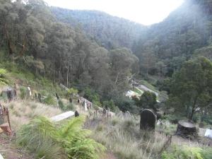 Goldfields cemetery