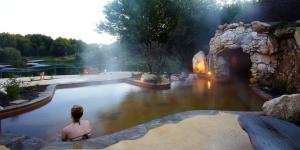 Hot Springs in the Mornington Peninsula